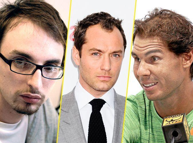Photos : Christophe Willem, Jude Law, Rafael
