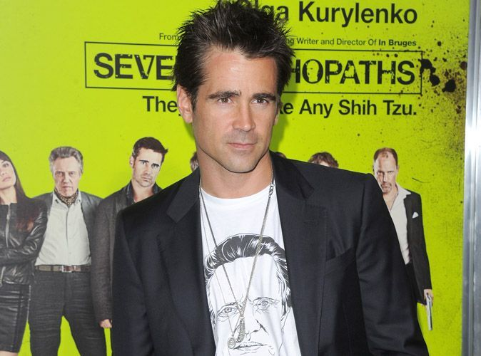 photos colin farrell un beau gosse qui se bonifie avec le temps. Black Bedroom Furniture Sets. Home Design Ideas
