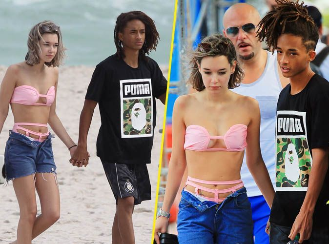 Photos : Jaden Smith : amoureux, il flâne à Miami Beach ...