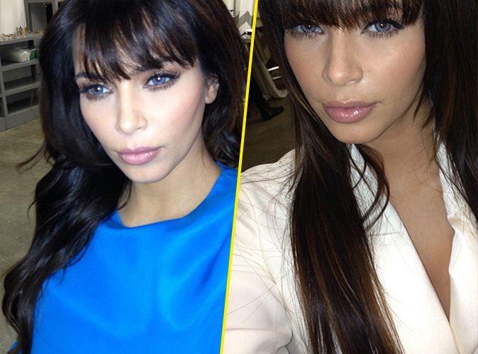 Souvent Photos : Kim Kardashian : adepte des lentilles de couleur ! NQ94