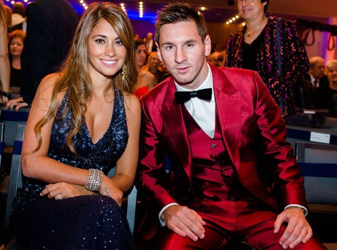 Lionel Messi Halloween Costume