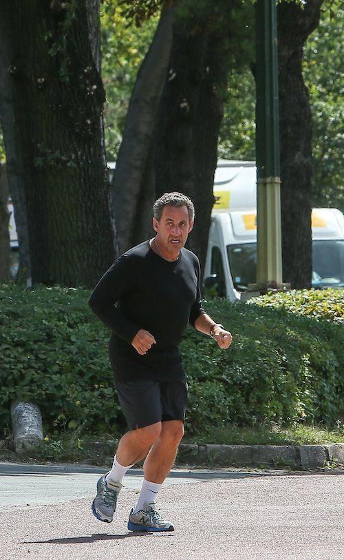 Photos Nicolas Sarkozy Fin Des Vacances Et Remise En Forme Avant Une Rentree Decisive