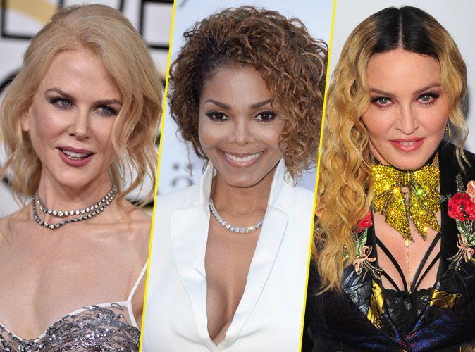 Nicole Kidman, Janet Jackson, Madonna... 63 stars qui ont fait des bébés sur le tard