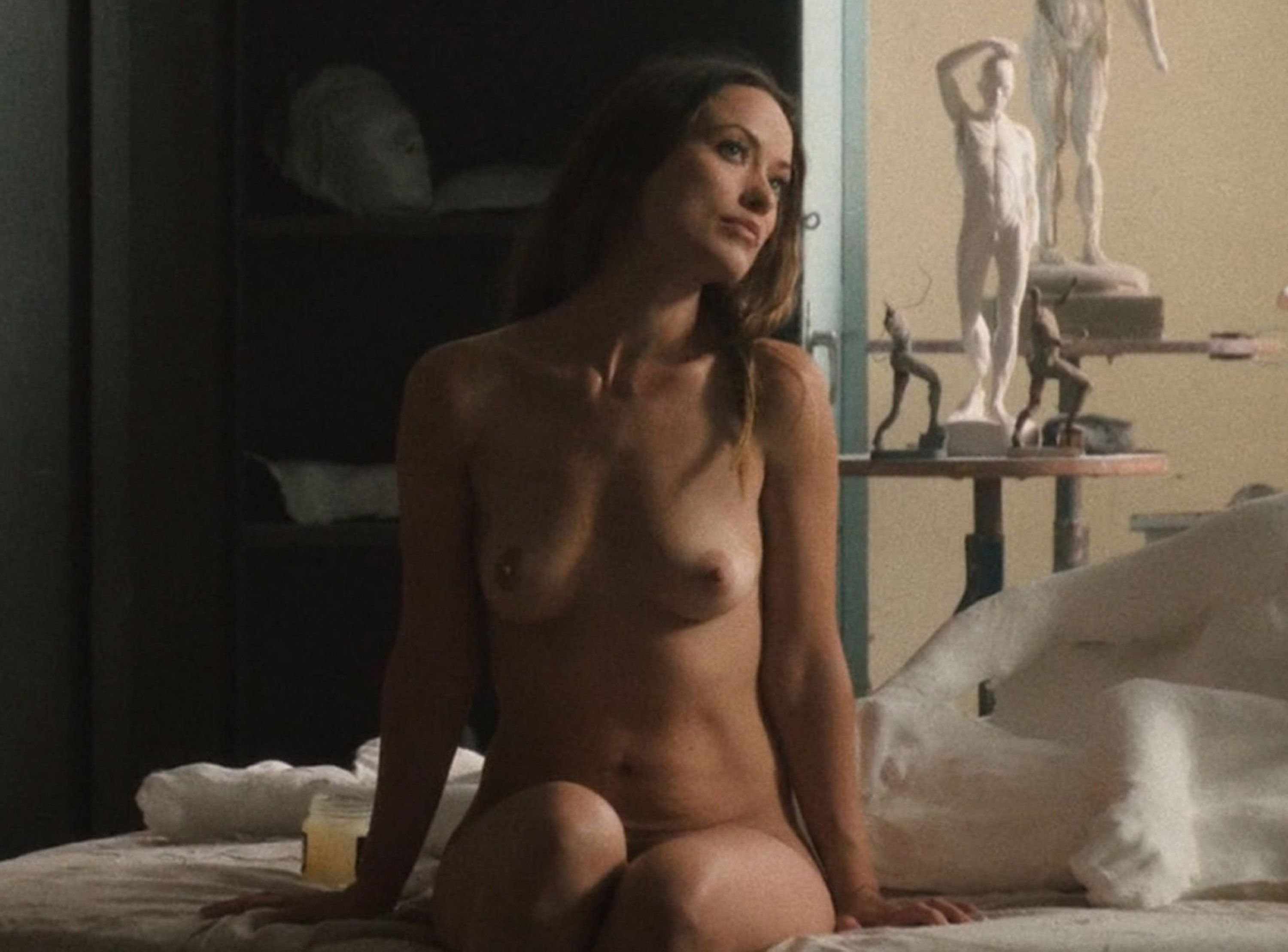 Olivia wilde topless video — photo 7