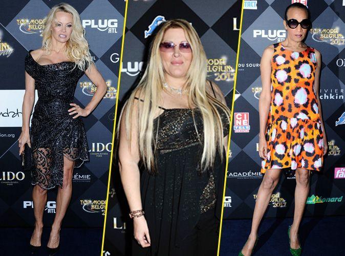 Photos : Pamela Anderson, Loana, Vincent Mc Doom... Tous présents pour l'élection de Top Model Belgium !