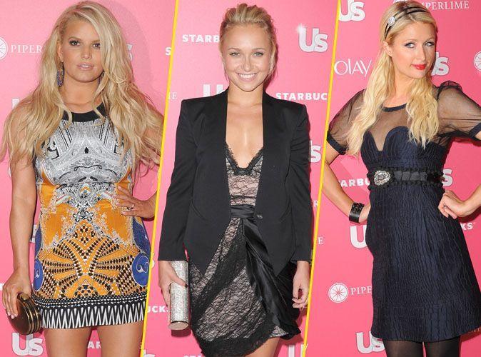 Photos : Paris Hilton, Hayden Panettiere, Jessica Simpson ...
