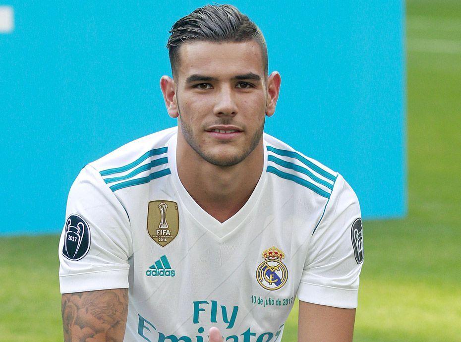Photos  Théo Hernandez  Cette jeune star française qui jouera aux cotés  de Cristiano Ronaldo