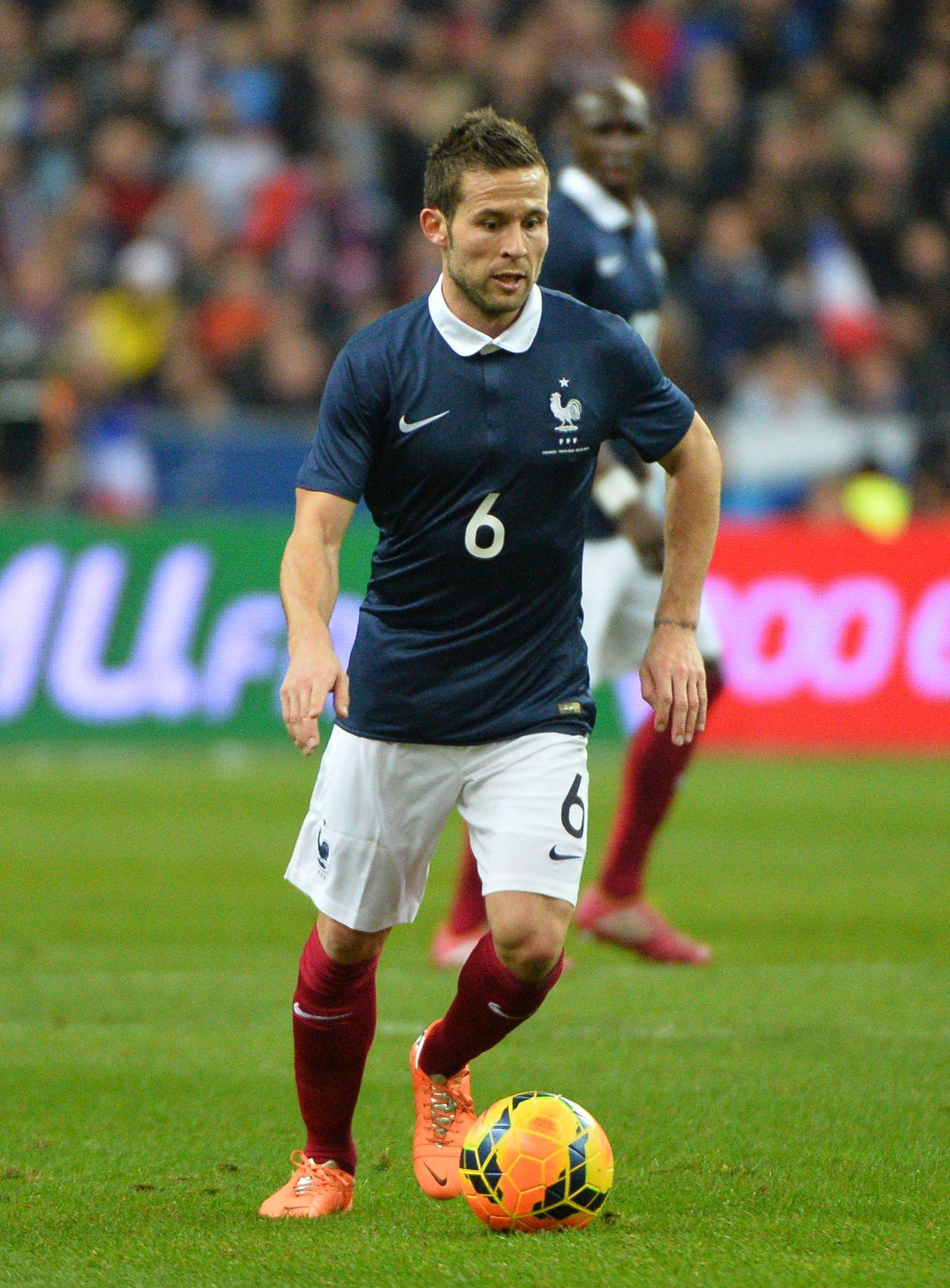 s Yohan Cabaye élu joueur de foot le plus de Ligue 1