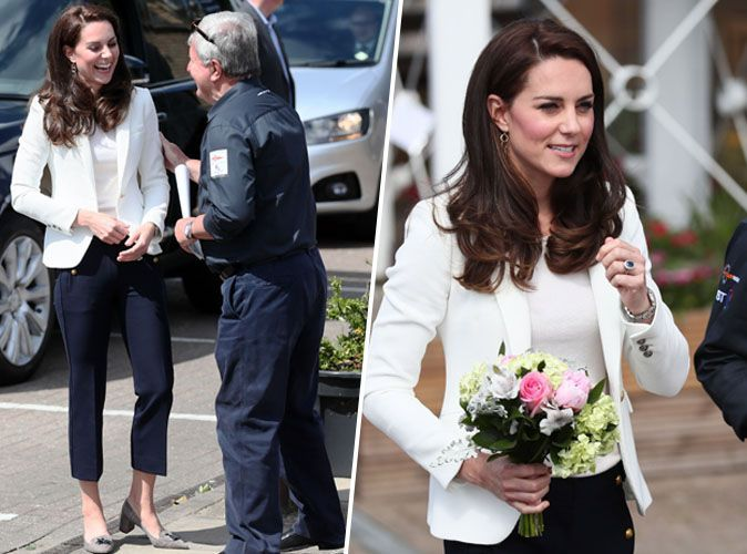 Populaire Photos : Kate Middleton : sa passion : les looks mémérisants ! JC69