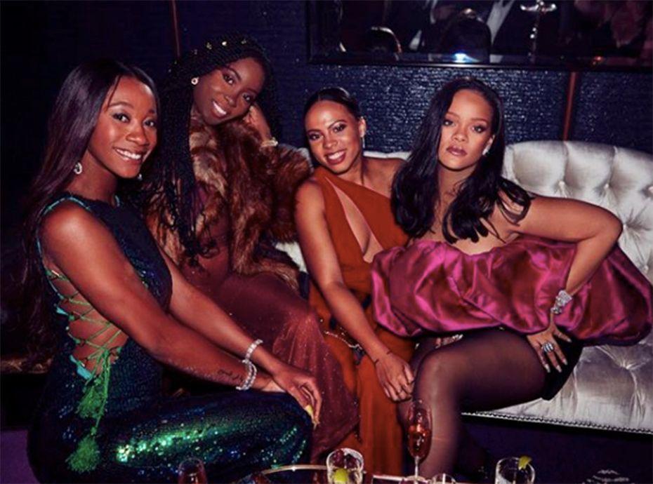 Rihanna a 30 ans ! Découvrez les photos de son incroyable fête d'anniversaire !