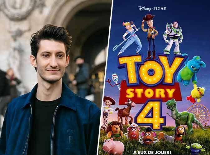 Pierre Niney dans Toy Story 4 : on sait enfin quel rôle il tient !