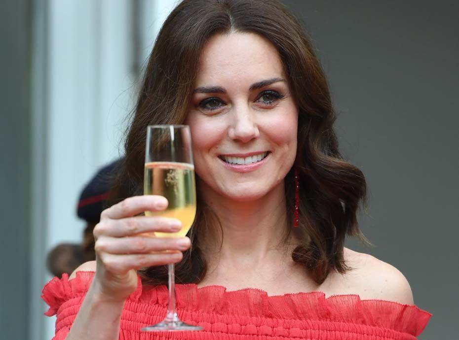 Pourquoi Kate Middleton ne porte jamais de vernis à ongles en public