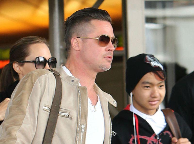 Pourquoi Maddox n'est-il pas obligé de voir son père, Brad Pitt ?