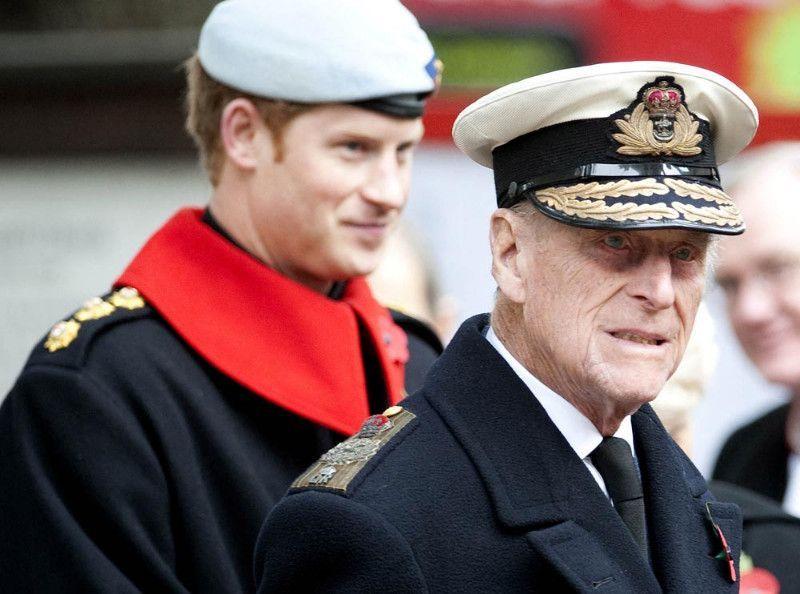 il révèle ce que lui a ordonné le prince Philip à son départ…