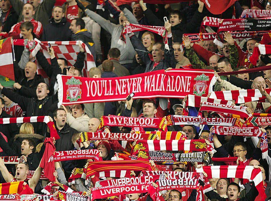 Public Buzz : Ce fan de Liverpool a décidé d'appeler sa fille YNWA en référence à l'hymne du club