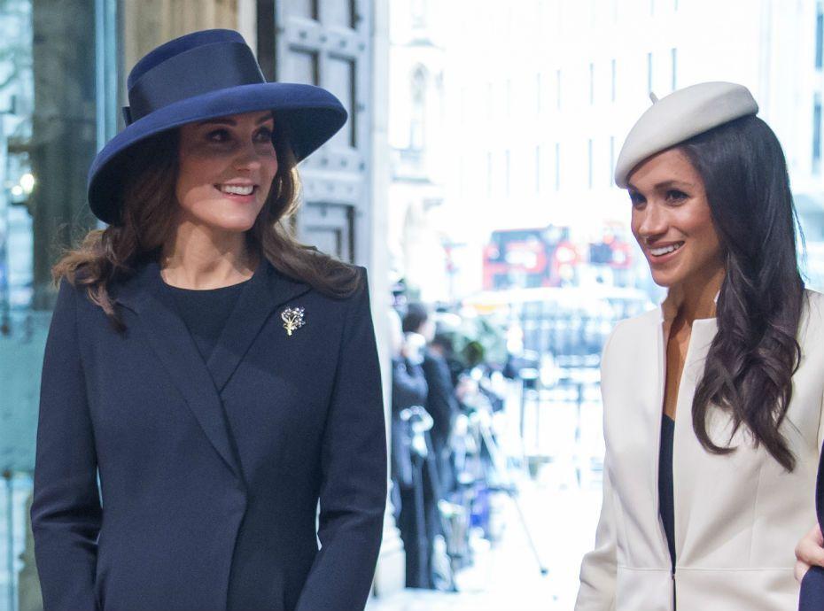 Public Royalty : découvrez les emojis Kate Middleton et Meghan Markle !