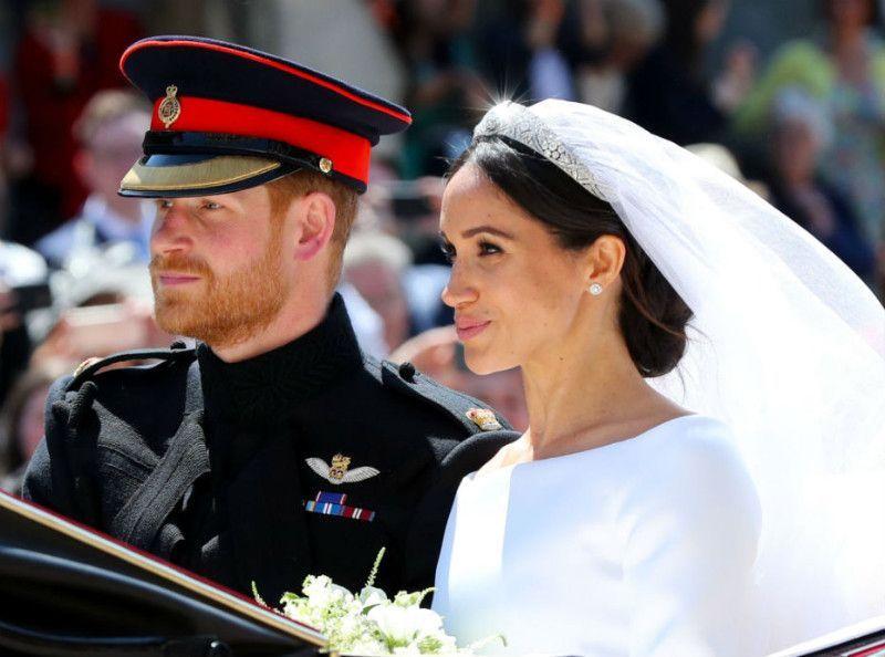Public Royalty : Harry et Meghan se font voler leur royal wedding !