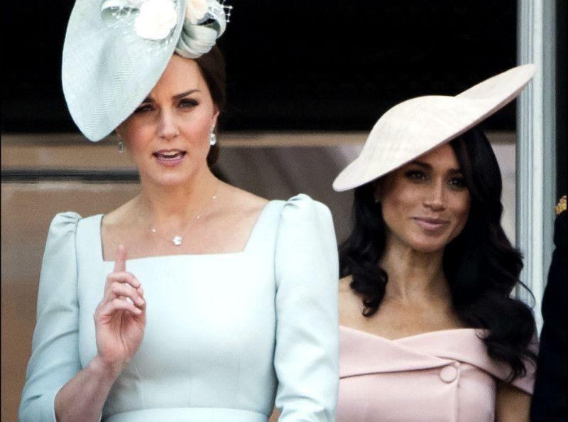 Public Royalty : Kate Middleton et Meghan Markle vont faire équipe... à Wimbledon !