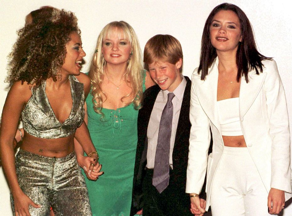 Public Royalty : les Spice Girls chanteront au mariage du prince Harry !