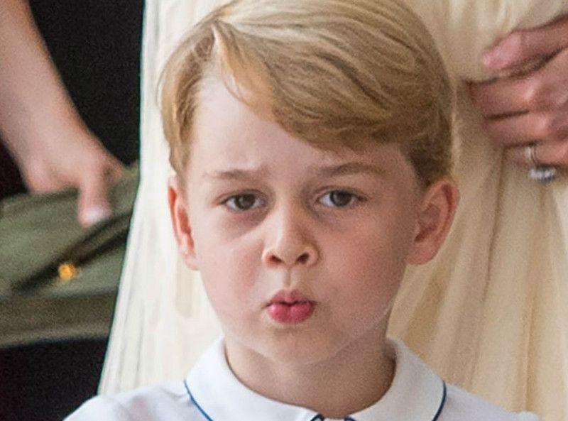 Public Royalty : Pour ses 5 ans, le Prince George sera gâté !