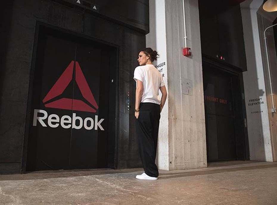 Reebok x Victoria Beckham, la collab' totalement inattendue !