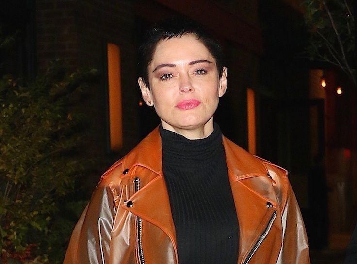 Rose McGowan : Après avoir fait tomber Harvey Weinstein, elle provoque un nouveau scandale à Hollywood !