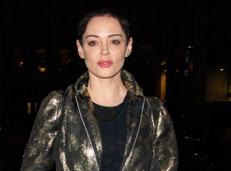 Rose McGowan : L'actrice risque 10 ans de prison !