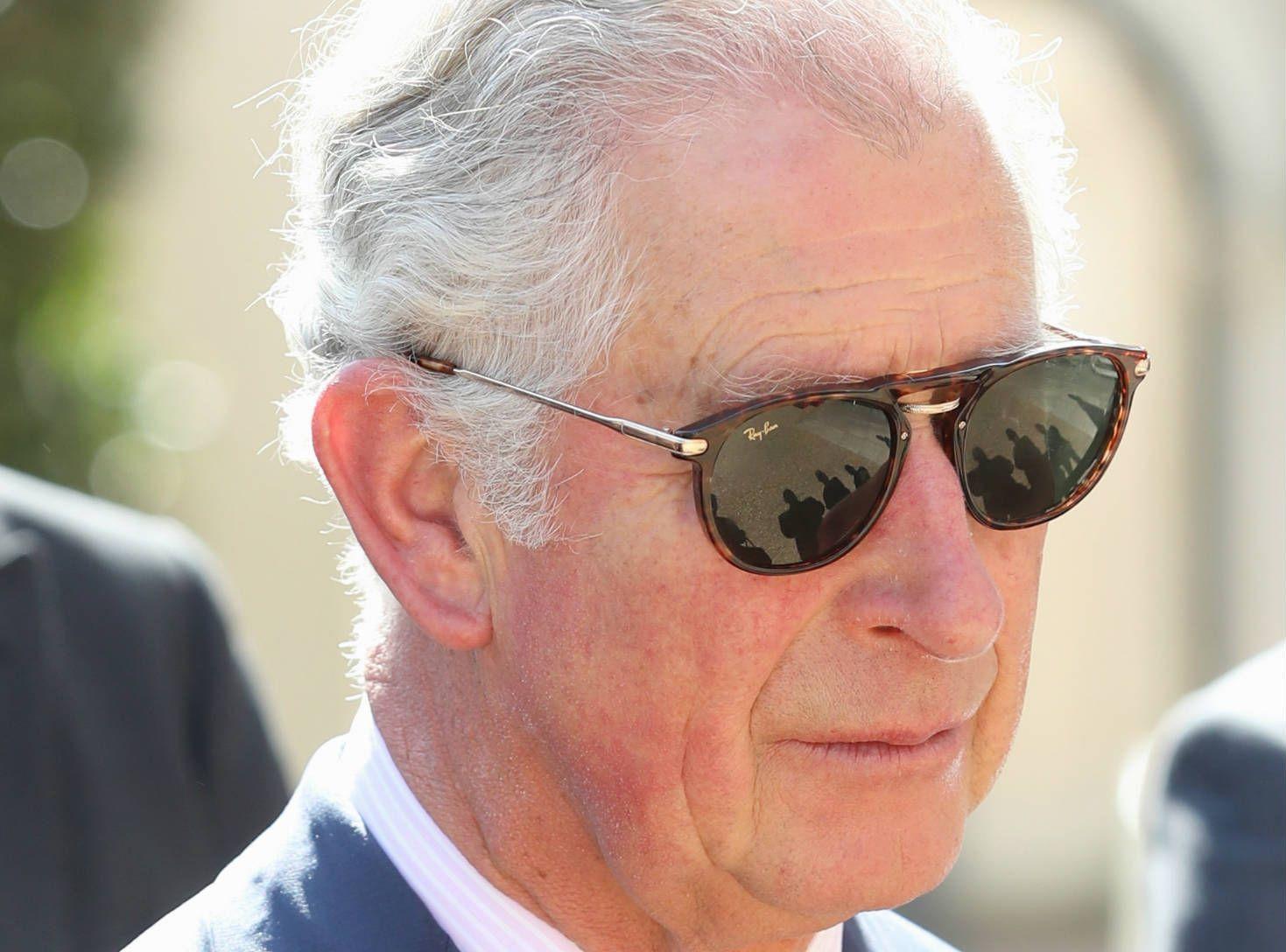 Royal Baby : Le Prince Charles est