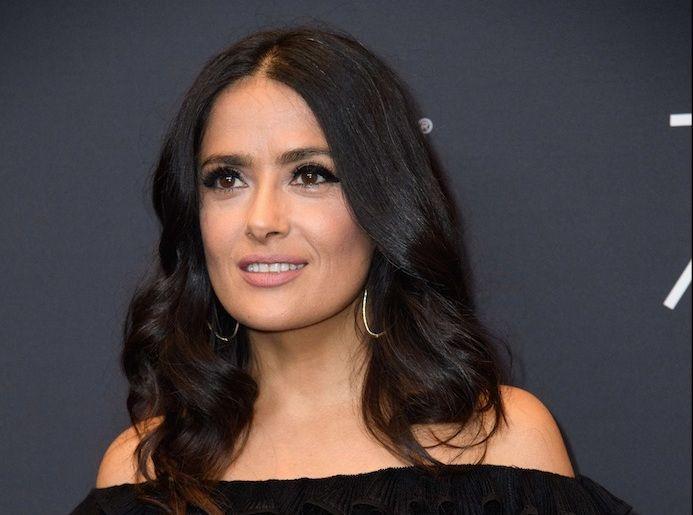 Salma Hayek : Elle livre une terrible confession sur Harvey Weinstein !