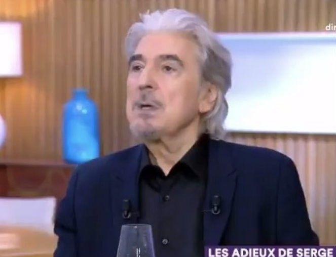 Serge Lama dérape en direct à la télé : énorme malaise en plateau !