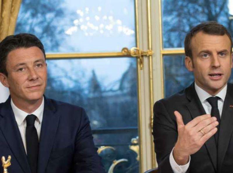 Sextape de Benjamin Griveaux : découvrez ce que lui a dit Emmanuel Macron... Et il n'a pas été tendre !