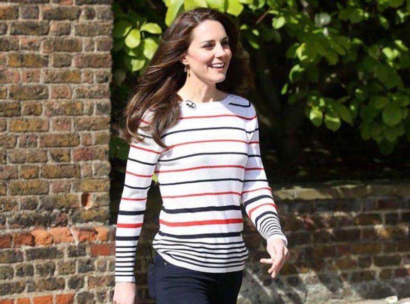 Shopping : Les baskets favorites de Kate Middleton sont en soldes !
