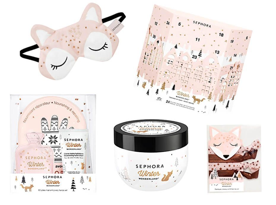 noel 2018 sephora Shopping Noël 2017 : Winter Wonderland, la collection signée  noel 2018 sephora