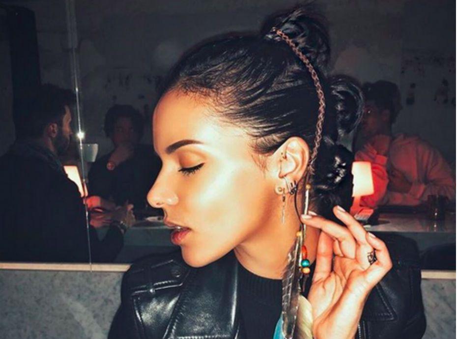 Shy'm dévoile son fessier sur Instagram et concurrence Kourtney Kardashian !