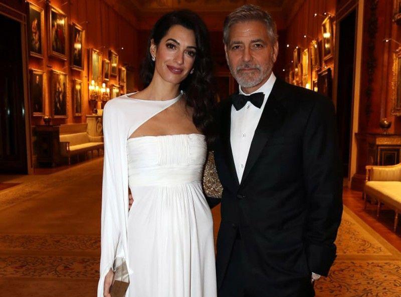 Si George et Amal Clooney devaient se remarier, ce serait dans ces tenues !