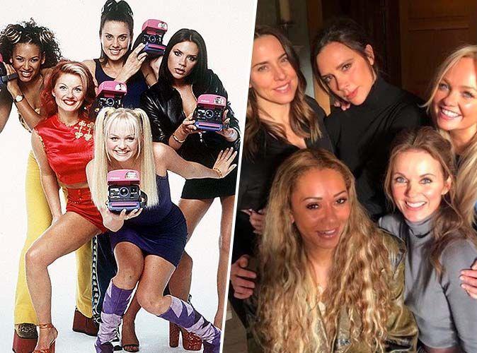 Spice Girls : C'est officiel, le groupe se reforme pour une tournée mondiale de concerts !
