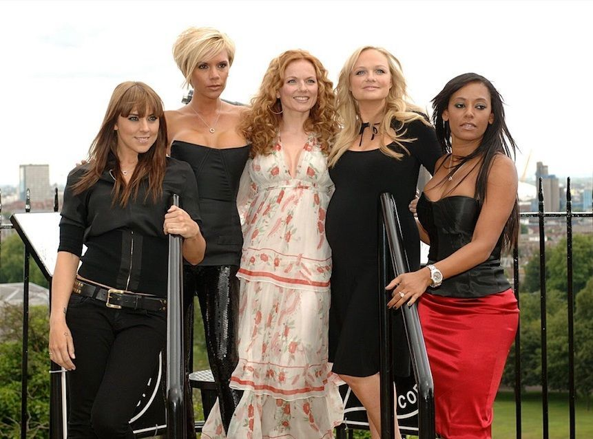 Spice Girls : Ce que contient le contrat qu'elles ont signé !