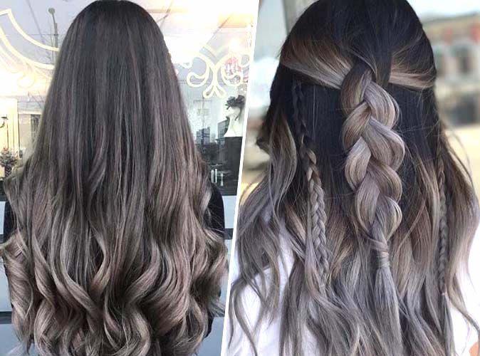 Cheveux Voici Les 7 Tendances De Coloration De Lautomnehiver 2018