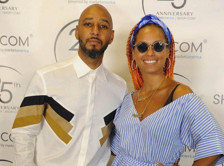 Swizz Beatz, le mari d'Alicia Keys est enfin diplômé de Harvard