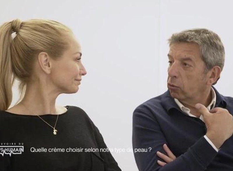 T As Pris Un Coup De Vieux Adriana Karembeu Tacle Michel Cymes Sur France 2