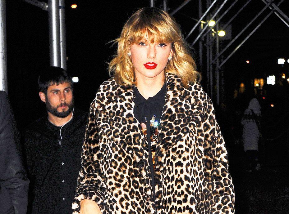 Taylor Swift s'apprête à présenter son nouveau petit ami !