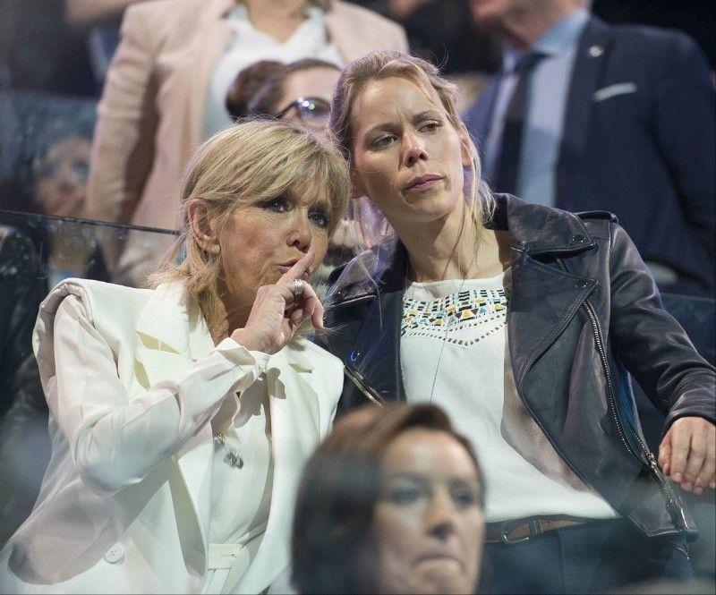 Tensions chez les Macron : la réaction très très étrange de Thiphaine Auzière, la fille de Brigitte !