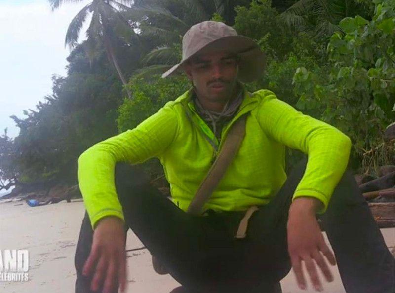 The Island Célébrités : Quand Brahim Zaibat adresse un