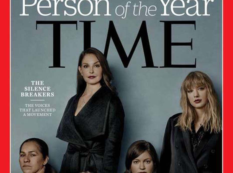 Times Magazine : Taylor Swift, Ashley Judd...