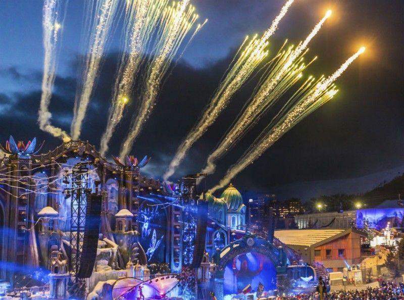 Tomorrowland Winter : Les clichés qui ont marqué le festival !