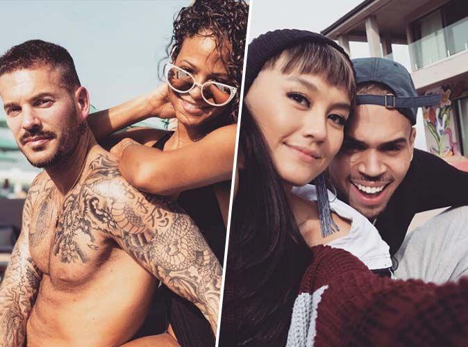 #TopNews Public : Matt Pokora se la joue pro des sourcils, Chris Brown officialise enfin avec Agnez Mo !