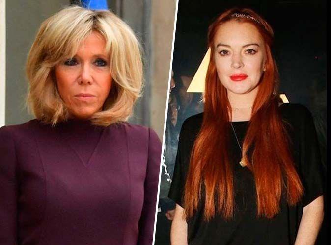 #TopNewsPublic : Brigitte Macron en danger, Lindsay Lohan humiliée en justice