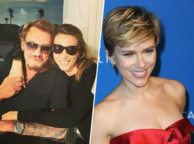 #TopNewsPublic : Laura Smet reste près de Johnny, Scarlett Johansson a un nouveau mec !