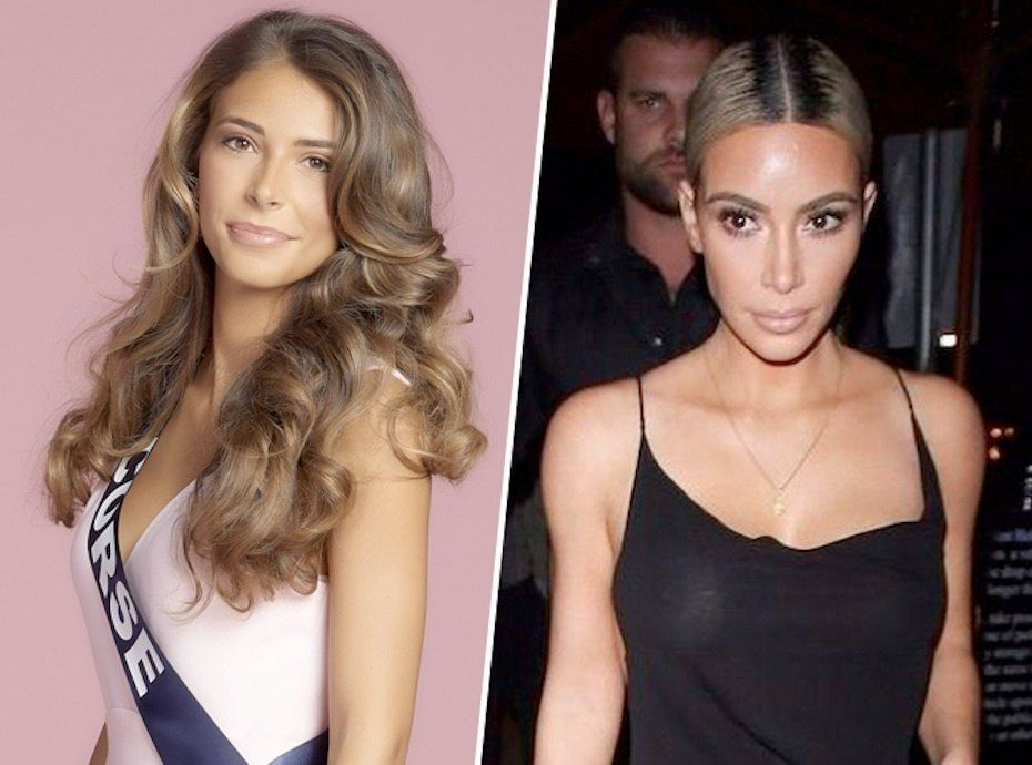 #TopNewsPublic : Miss Corse favorite, Kim Kardashian encore et toujours nue !