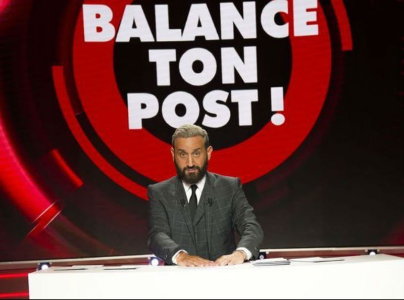 TPMP : Cyril Hanouna clash Julien Odoul